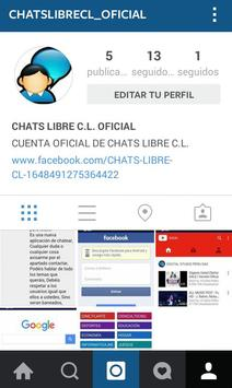 FREE CHATS C.L. screenshot 12