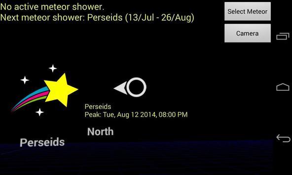 Meteor Navigator screenshot 1