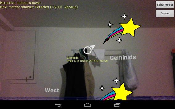 Meteor Navigator screenshot 8