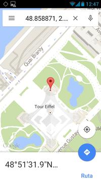Paris quick guide screenshot 3