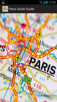 Paris quick guide screenshot 7