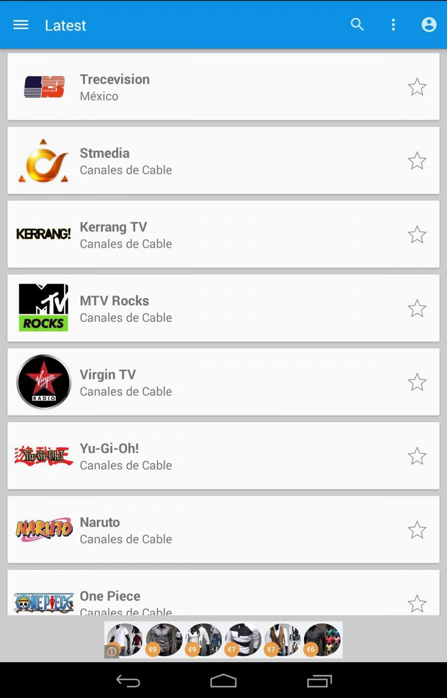 You Tv Player Pro for Android - APK Download