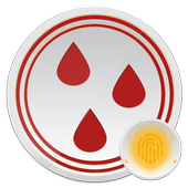 Fingerprint Blood Sugar SPO2 Test Checker Prank 💉 icon
