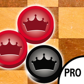 Checkers Draughts - board game icon