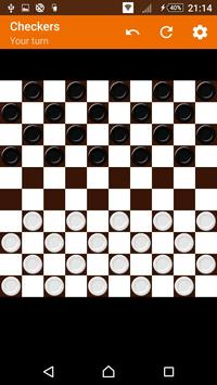 New Checkers 2018 poster