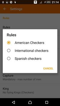 New Checkers 2018 screenshot 6