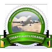 Cheap Flights For Arab icon