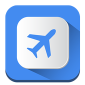 Air tickets at low prices icon
