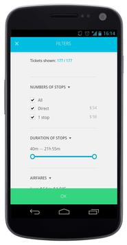 Air tickets at low prices apk screenshot