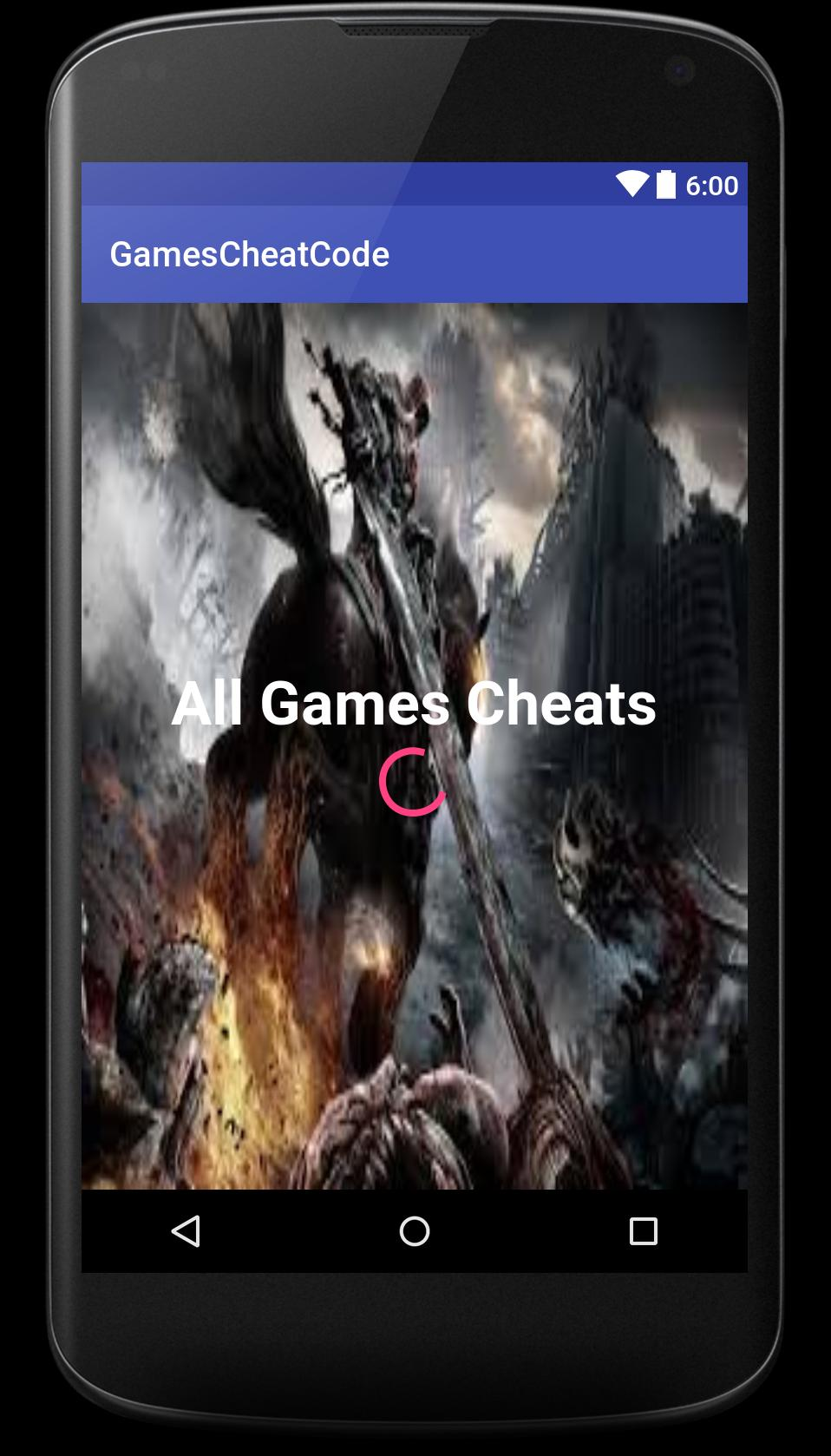 Games Cheat Code for Android - APK Download