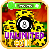 Cheat for 8 Ball Pool Prank icon