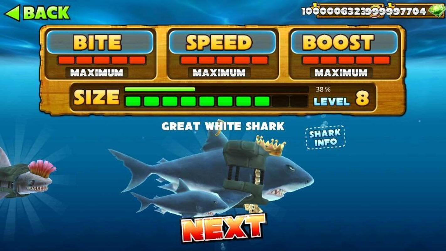 Hungry shark evolution hack pc 2018 | Hungry Shark Evolution MOD APK