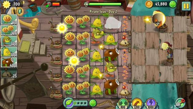 Cheats for Plants vs Zombies 2 screenshot 6