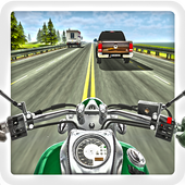 new cheat for traffic rider icon