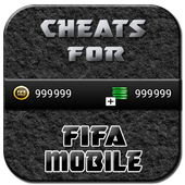 Cheats For Fifa Mobile Best Prank- иконка