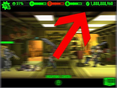 fallout shelter android hacked apk