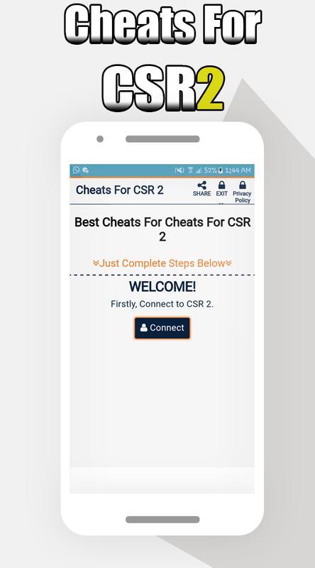 Csr2 hack apk | CSR2 - 2019-01-02
