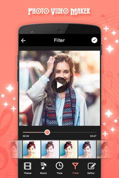 Photo Video Maker with Music : Slideshow Maker poster
