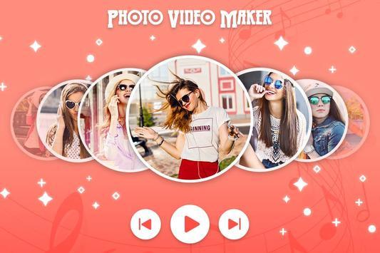 Photo Video Maker with Music : Slideshow Maker apk screenshot