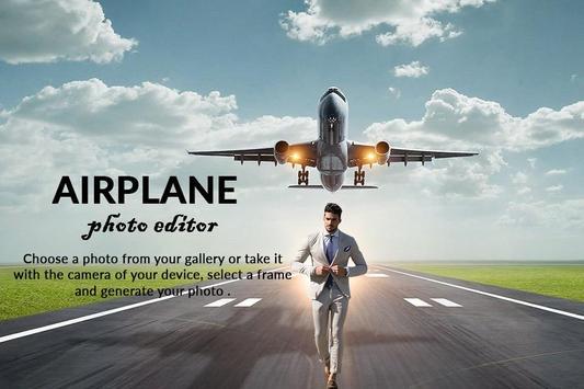 Airplane Photo Editor screenshot 2