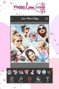 Love Collage - Photo Editor screenshot 1