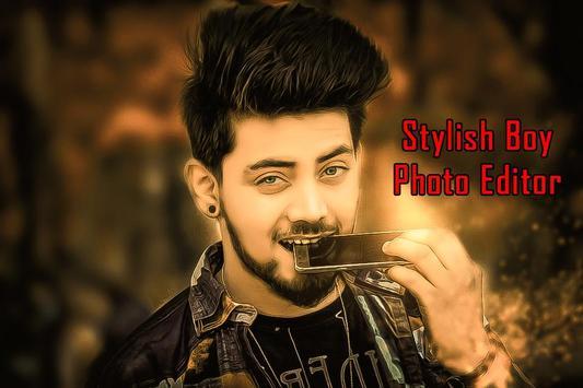 Stylish Man Photo Editor screenshot 1