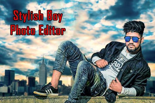 Stylish Man Photo Editor screenshot 2