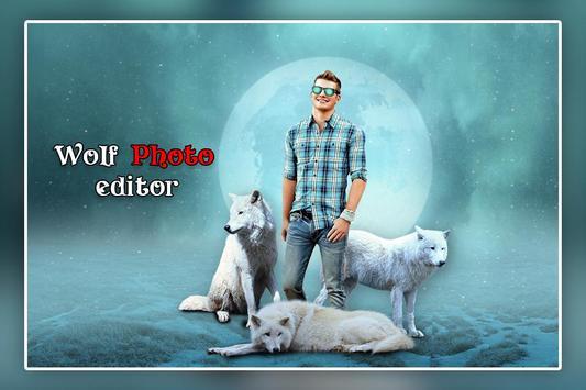 Wolf Photo Editor screenshot 2
