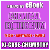 11-CBSE-CHEMISTRY-CHEMICAL EQUILIBRIUM EBOOK icon