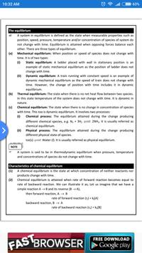 11-CBSE-CHEMISTRY-CHEMICAL EQUILIBRIUM EBOOK poster