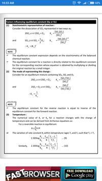 11-CBSE-CHEMISTRY-CHEMICAL EQUILIBRIUM EBOOK apk screenshot