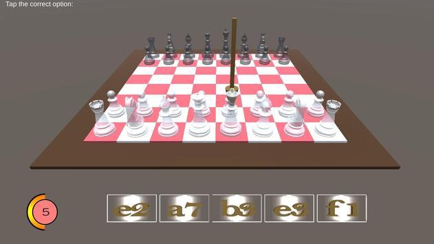 Chess Coordinate Guru screenshot 2