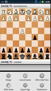 Nexus Online Chess Multiplayer screenshot 1