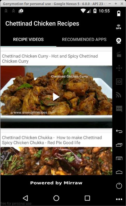 Chettinad chicken recipes apk download free food drink app for chettinad chicken recipes poster forumfinder Gallery