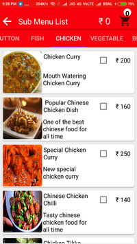Chicken Kuk Duku - Bhopal screenshot 1