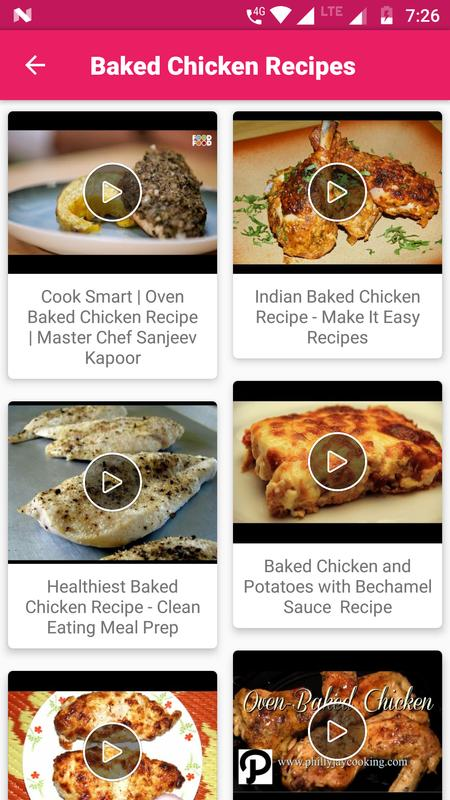 Chicken recipes video easy healthy breast hd apk download chicken recipes video easy healthy breast hd apk screenshot forumfinder Choice Image