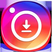 تحميل الصور والفيديو من إنستقرام icon