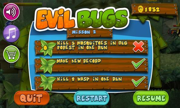 EvilBugs screenshot 6