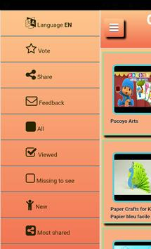 Children's crafts apk screenshot