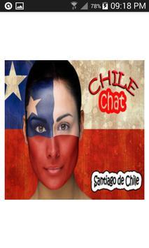 SANTIAGO DE CHILE CHAT poster