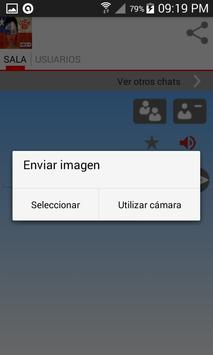 SANTIAGO DE CHILE CHAT apk screenshot