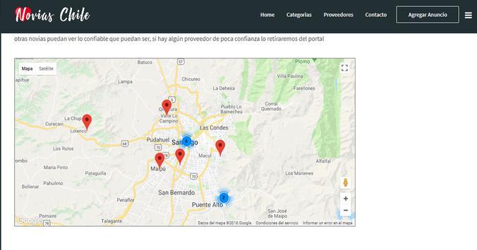 Chile Novias screenshot 6
