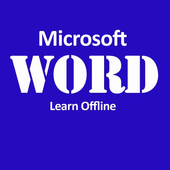 Learn MS Word Offline icon