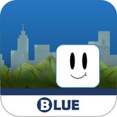 BLUE 1316 icon