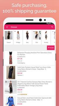 a7c436fc8e498 Дешевая одежда из Китая с бесплатной доставкой для Андроид - скачать APK