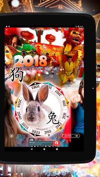 Восточный китайский гороскоп на год Собаки 2018 screenshot 13