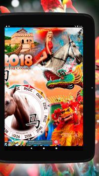 Восточный китайский гороскоп на год Собаки 2018 screenshot 15