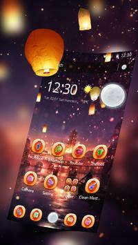 Chinese Moon Festival Lantern Theme poster