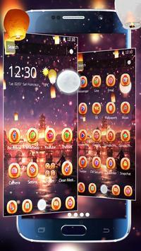 Chinese Moon Festival Lantern Theme apk screenshot