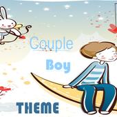 eXperianz Theme - Couple (B) icon